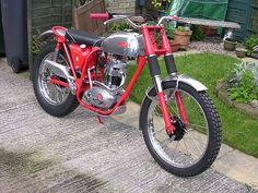 bsa motorcycles | bsa trials bearing