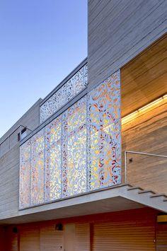Modern Architecture | Decorative Screen | Contemporary Home Design