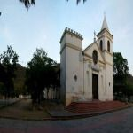 Inauguran la restauración de la fachada del templo de Piedra Blanca