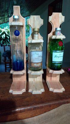 Liquor Shop, Liquor Dispenser, Rustic Wine Racks, Whisky, London Dry, Bar Drinks, Clay Crafts, Diy Gifts, Interior Modern