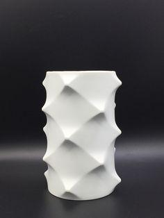 Scherzer 501-0 Bavaria Germany. White bisque porcelain.