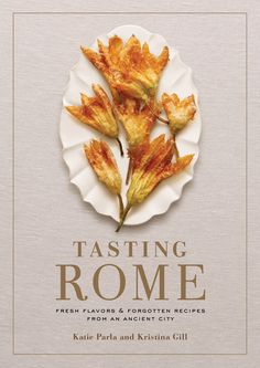 Let this book take you on an eating tour of Rome. You won't be anything short of contento. #rome #tasteofrome #books #reading #literacy #itakyweek