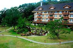 BAGUIO! - Camp John Hay Manor Hotel Baguio Philippines, Philippines Culture, John Hay, More Fun, Places Ive Been, To Go, Around The Worlds, Journey, Camping