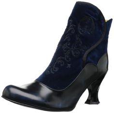 John Fluevog Women's Lorrain Flat,Blue/Velvet,6.5 M US John Fluevog,http://www.amazon.com/dp/B00CE8XJDG/ref=cm_sw_r_pi_dp_xLWjtb1PMZVGYCDD