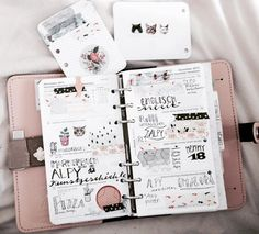 Filofax #week #decoration #washitape