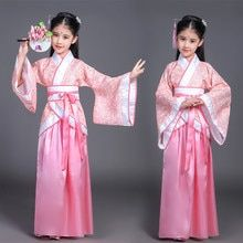 2019 new children chinese traditional hanfu dress girls clid kids ancient chinese hanfu dress costume girls tang clothing online shopping mall, buying fashion dresses & rapid delivery. Start your amazing deals with big discounts! Wedding Dresses For Girls, Tutus For Girls, Kids Outfits Girls, Dresses Kids Girl, Girls Party Dress, Girl Outfits, Hanfu, Girl Costumes, Costumes For Women