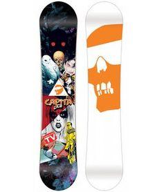 bf695b841d2 CAPiTA Ultrafear Snowboard. Capita SnowboardsSnowboard ...