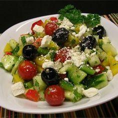 Summer Pepper Salad Allrecipes.com