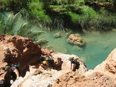 Hiking to Beaver Falls - Havasupai | Flickr - Photo Sharing!