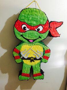 Tortuga ninja • Piñata • $580  | 2 días para hacerla + 5-6 días hábiles de envío a todo México |