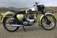 BSA A7 | BSA Shooting Star British Motorcycles, Cool Motorcycles, Triumph Motorcycles, Vintage Motorcycles, Harley Davidson Motorcycles, Bsa Motorcycle, Motorcycle Design, Motorcycle Style, Classic Motorcycle