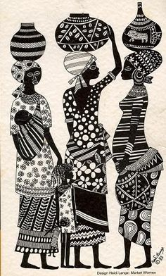 African Art gallery for African Culture artwork, abstract art, contemporary art daily, fine art, paintings for sale and modern art African Art Paintings, African Artwork, Dance Paintings, African American Art, African Women, African Union, Black Women Art, Black Art, Art Women