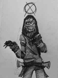 ( Creepypasta ) Ticci Toby X Reader ! Scary Creepypasta, Creepypasta Proxy, Creepypastas Ticci Toby, Slenderman Proxy, Spooky World, Creepy Pasta Family, Creepy Monster, Arte Horror, My Hero Academia Manga