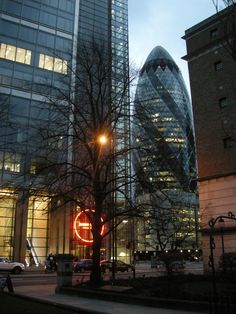 The Gherkin, Joel Bond Travels, London Discovery