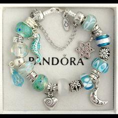Pandora beach bracelet <333