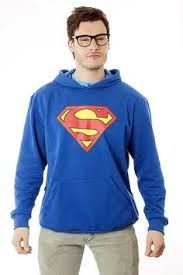 Resultado de imagem para moletom do superman