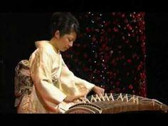 ENDO CHIAKI -- Gaku. Koto - Arpa tradicional japonesa