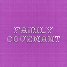 family covenant