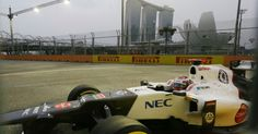 Treinos livres do GP de Cingapura: Fotos e imagens - UOL Esporte