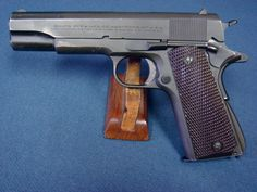 COLT 1911A1 1943 COMMERCIAL / MILITARY VERY RARE! VERY SHARP!