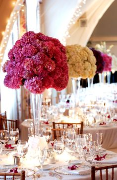 wedding reception decor #wedding center piece #wedding table design