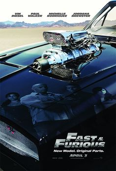 Rápidos y furiosos 4 (2009)