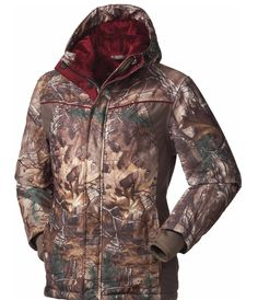 I rarely hunt without this jacket in my pack. Regardless of how cold the temps get this jacket keeps me warm and the best part is its waterproof too! The warm fuzzy inside is super comfortable and it's quiet as well. Overall one of the best cold weather jackets I've ever wore. -Melissa Bachman