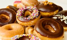 Krispy Kreme cashes in as Britain falls in love with the doughnut