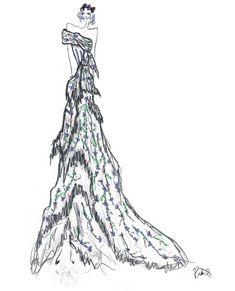 Croquis de Laura et Kate Mulleavy pour la réalisation des costumes de lopéra Don Giovanni http://www.vogue.fr/mode/inspirations/diaporama/traits-de-genies-croquis-de-createurs-mode/12687/image/744325#!croquis-de-laura-et-kate-mulleavy-pour-la-realisation-des-costumes-de-l-039-opera-don-giovanni