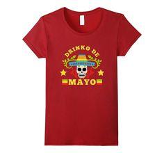 Drinko De Mayo Cinco De Mayo May 5th Mexico Drinking T-Shirt
