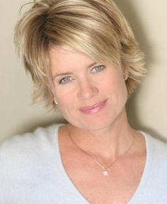 Evans Hairstyling College Mary Beth Evans Plays Kayla Brady Johnson Days Of Our Lives