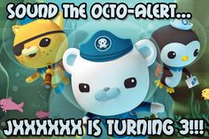How We Pulled Off Our Octonauts Themed Party