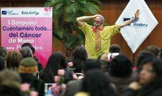 Perú: Patch Adams visitó Instituto Nacional de Enfermedades Neoplásicas #Trome