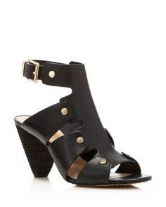 VINCE CAMUTO Ekerd Caged Ankle Strap Peep Toe Sandals    bloomingdales.com
