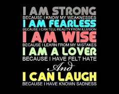 I am and I can