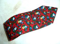 90s Brooks Brothers Necktie Gorgeous Small by MushkaVintage3