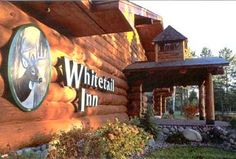Whitetail Inn - Specializing in fine dining. Enjoy excellent dining, drink and fun in the most spectacular log style restaurant in Northern Wisconsin at the Whitetail Inn in St. Germain. Relax in front of one of the largest and most beautiful stone fireplaces in the Northwoods and dine on mouthwatering steaks and prime rib, fresh seafood as well as their popular Friday Fish Fry. Located at the junction of Highway 70 and C, 3 miles west of St. Germain.