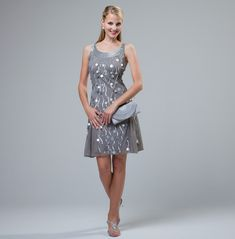 Hochzeitsgäste Kleidung, Einfache Knielanger Rock, Einfach Zu Tragen, Aus Hochwertigen Materialien Und Komfortabel, Es Ist Billig