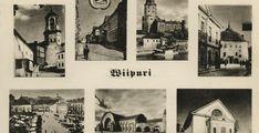 Rautakirja Oy:n arkistossa on paljon kauniita Viipuri-kuvia.