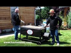 How to BBQ a Pig in La Caja China