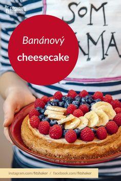 Môžeš pripraviť aj ako narodeninovú tortu pre detičky od 2 rokov. Raspberry, Cheesecake, Fruit, Breakfast, Fitness, Recipes, Cheesecake Cake, Breakfast Cafe, Cheesecakes