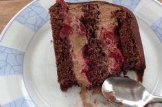 Čokoládový dort s višněmi | NejRecept.cz