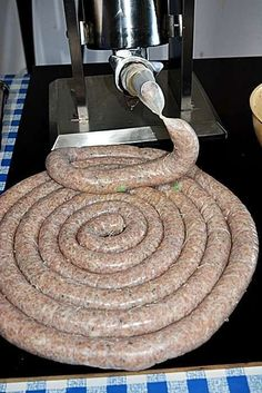 Carne, Sausage, Good Food, Cooking, Handmade, Home Decor, Fat, Food, Canning