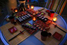 Sushi by ~breezeofdarkness on deviantART