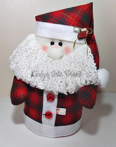Father Christmas, Xmas, Gnomes, Snowman, Projects To Try, Winter Hats, Cross Stitch, Santa, Dolls