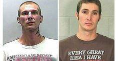 20 Extremely Unfortunate Mugshot Shirts