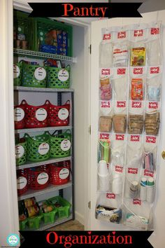 Pantry+Organization+Part+One