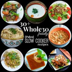30  Whole-30 Friendly Slow Cooker Recipes