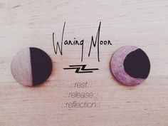 Waning-Moon: The Moon begins her spiral into darkness. This is a time of rest and reflection of your cycle – embracing the ebb in your moon dance. Your intuition can become louder as you descend into your own shadows. Listen to her voice. Calming, restful crystals for this time are Amethyst, Lepidolite, Blue Lace Agate, and Celestite. Stones for shadow work are Labradorite, Merlinite, and Phantom Quartz.