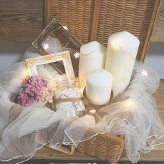かなぽ☆さんはInstagramを利用しています:「☆ #サリュ のバスケットが優秀 IKEA、100均、3coins、salutで 安くて可愛いアイテムを集めました★ ☆ ☆ ☆ ☆ ☆ #IKEAキャンドル #ウェルカムトランク #ウェルカムスペース #ウェルカムスペース装飾 #受付スペース #受付スペース装飾…」 Wedding Registration Table, Pink Twitter, Wedding Decorations, Table Decorations, Space Wedding, Pillar Candles, Welcome, Diy And Crafts, Gift Wrapping